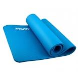 коврик для йоги Starfit FM-301 (183x58x1,0 см), синий