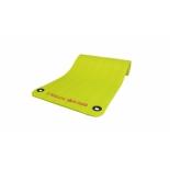 коврик для йоги Original Fit.Tools FT-YGM-125NBR-GREEN, зеленый