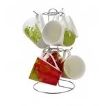 набор посуды Wellberg 13703 WB (чайный набор)