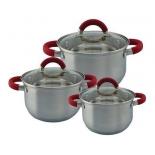 набор посуды Kelli KL-4236 (3 кастрюли)