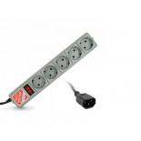 сетевой фильтр Powercube SPG-B-6EXT серый
