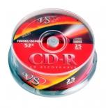 оптический диск CD-R VS VSCDRIPCB2501 (25 шт)