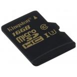 карта памяти Kingston SDCG/16GBSP 16Gb UHS-I U3