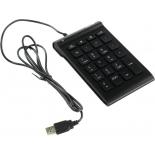 Клавиатура Цифровой блок Genius Numpad i130 черный, купить за 845руб.
