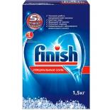 аксессуар для посудомойки Finish  Calgonit, соль