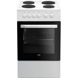плита Beko FFSS 56000 W, белая
