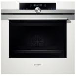Духовой шкаф Siemens HB634GBW1, белый-черный