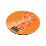 весы кухонные Homestar HS-3007S,  фрукты оранжевые