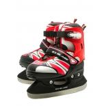 коньки Ice Blade Raf (34 размер), Красные
