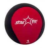мяч гимнастический Starfit Pro GB-702 (1 кг), красный