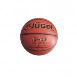 мяч баскетбольный Jogel JB-700 №7, коричневый