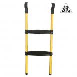 спортивный товар DFC 6-10 футов (GC2-LP) Лестница для батута, желтая