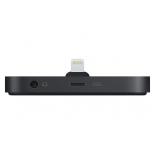зарядное устройство Apple Phone iPhone Lightning Dock MNN62ZM/A  док станция, черная