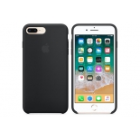 чехол iphone Apple для iPhone 8 Plus/7 Plus Silicone Case  MQGW2ZM/A, черный