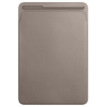 чехол для планшета Apple Leather Sleeve для 10.5 iPad Pro (MPU02ZM/A), темно-серый
