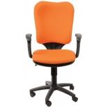 компьютерное кресло Бюрократ CH-540AXSN-Low/26-29-1, оранжевое
