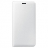 чехол для смартфона Samsung для Samsung Galaxy J3 Flip Wallet белый