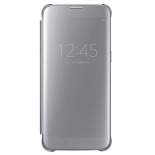 чехол для смартфона Samsung для Samsung Galaxy S7 edge Clear View Cover silver