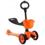 самокат для взрослых Explore Saddler, Orange