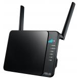 модем ADSL-WiFi Asus 4G-N12 (802.11n)