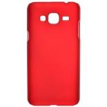 чехол для смартфона SkinBox для Samsung Galaxy J3 (2016) Серия 4People (красный)
