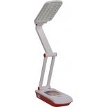 светильник настольный Эра NLED-423-3W-R (Фиксики), красно-белый
