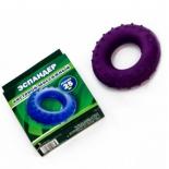 эспандер кистевой массажный (25 кг) 1/25, фиолетовый