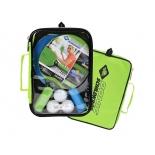 набор для настольного тенниса Donic Alltec Hobby Outdoor (2 ракетки, 3 мячика, чехол)