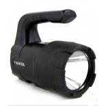 фонарь ручной Varta (18750101421) Work Indestructible lantern 4C , черный