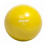 мяч гимнастический Starfit GB-703 (3 кг), желтый