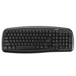 клавиатура Genius KB-M225C черная