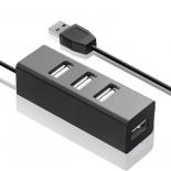 USB-концентратор Ginzzu GR-474UB