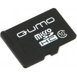 карта памяти Qumo MicroSDHC 32Gb (QM32GMICSDHC10NA)