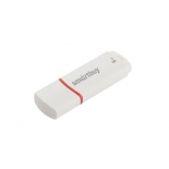 usb-флешка Smartbuy Crown 8Gb белая