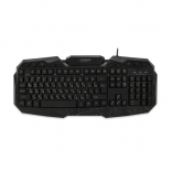клавиатура CBR KB 875 Armor USB, черная