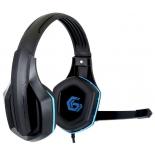 гарнитура для ПК Gembird MHS-G10, черно-синяя