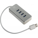 USB-концентратор 5bites HB34-308SL, USB 3.0