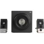 компьютерная акустика Edifier M3600D, черная/серебро