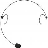 микрофон мультимедийный Nady HM-20U Mini-XLR, черный