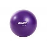 мяч гимнастический Starfit GB-901 (25 см), фиолетовый