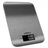 кухонные весы Aresa SK-408 (нержавеющая сталь)