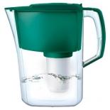 фильтр для воды Кувшин Аквафор Атлант, темно-зеленый