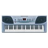электропианино (синтезатор) Tesler KB-5410 (с пюпитром)