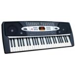 электропианино (синтезатор) Tesler KB-5430 (с пюпитром)