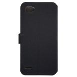 чехол для смартфона Prime book для LG Q6/Q6a/Q6 plus, черный