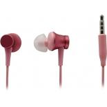 гарнитура проводная для телефона Xiaomi Mi In-Ear Headphones Basic, розовая