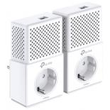 PowerLine-адаптер TP-Link TL-PA7010PKIT, комплект