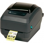 принтер наклеек Zebra GK420t, Черный