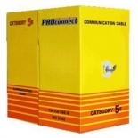 Кабель (шнур) Proconnect UTP 5e 305м (01-0048-3), купить за 1 780руб.