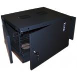 серверный шкаф Lanmaster Next 18U (550x450), Черный